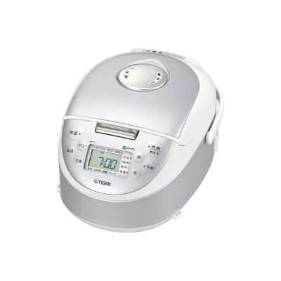 IHジャー炊飯器JPF-A550Wサテンホワイト 3合炊き