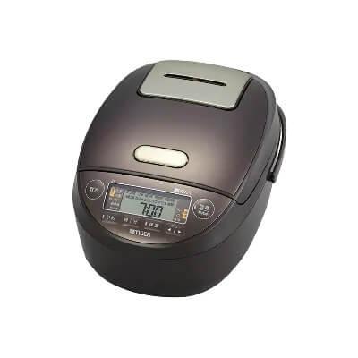 圧力IHジャー炊飯器JPK-G100Tブラウン5.5合炊き