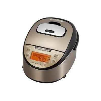IHジャー炊飯器JKT-L180TPパールブラウン1升炊き イメージ