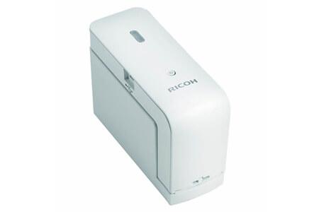 リコー ハンディープリンター Handy Printer(ホワイト) イメージ