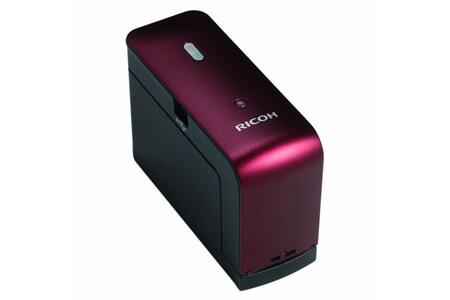 リコー ハンディープリンター Handy Printer(レッド) イメージ
