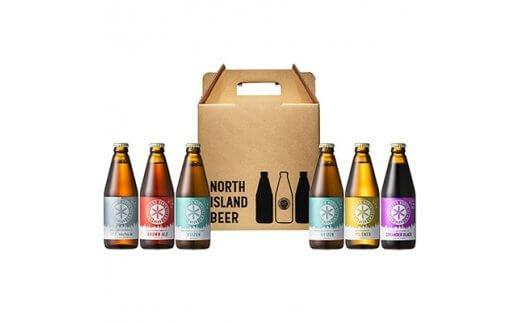 2021年4月発送開始『定期便』ノースアイランドビール5種6本セット全3回