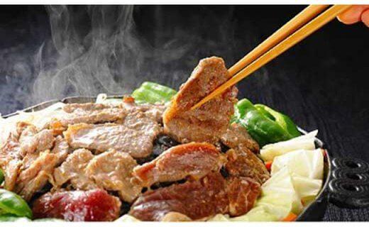 日乃出ジンギスカン食べ比べ5種【2.5kg】セット