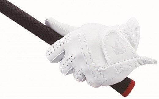 ゴルフグローブ シルキーフィット3枚セット(メンズ・左手・天然皮革、カラ―:全2色、サイズ:全6サイズ)