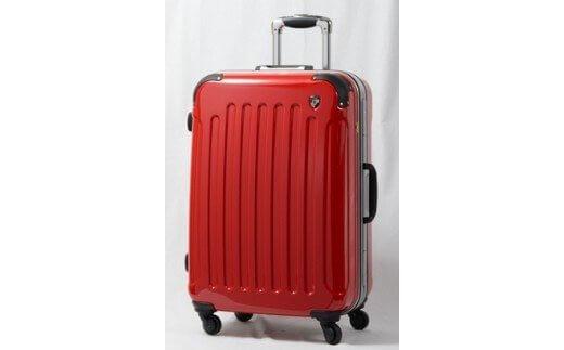 X907 PC7000スーツケース(Mサイズ・ロイヤルレッド) イメージ