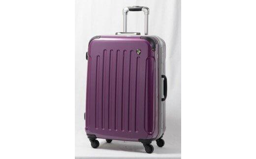 X910 PC7000スーツケース(MSサイズ・ジェムストーンパープル) イメージ