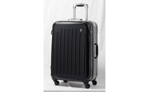 X904 PC7000スーツケース(Mサイズ・ナイトブラック) イメージ
