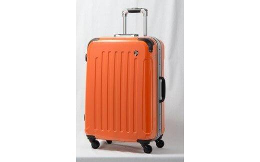 X911 PC7000スーツケース(MSサイズ・マンダリンオレンジ) イメージ