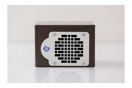 紫外線LED空気清浄機~KOROSUKE~ ブラウン イメージ