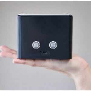 紫外線LED空気清浄機~KOROSUKEmini~ ブラック イメージ