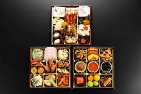 日本料理てら岡・おせち/博多『雅』参段重(3~4人前)