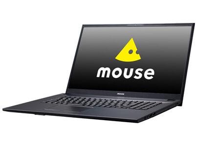 「made in 飯山」マウスコンピューター 17.3型ノートPC「mouse F7-i3-B-IIYAMA」(office付属モデル)