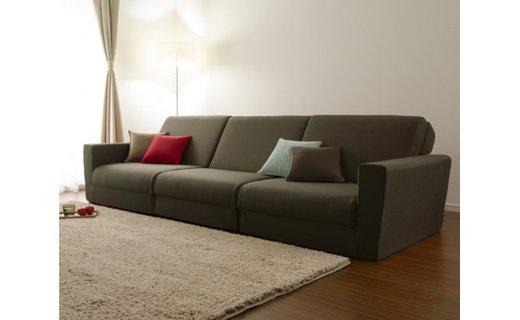 和楽の千鳥3P A429-3 / 家具 インテリア おしゃれ ソファー 椅子