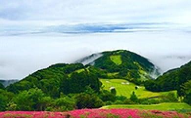 天空ゴルフコース小田原城カントリー倶楽部1組土日祝プレー券