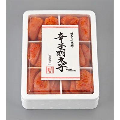 博多の味本舗 辛子明太子切れ子1kg(6仕切り)