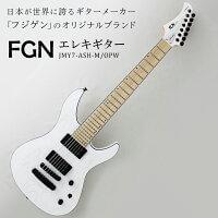 エレキギター FGN JMY7-ASH-M/OPW