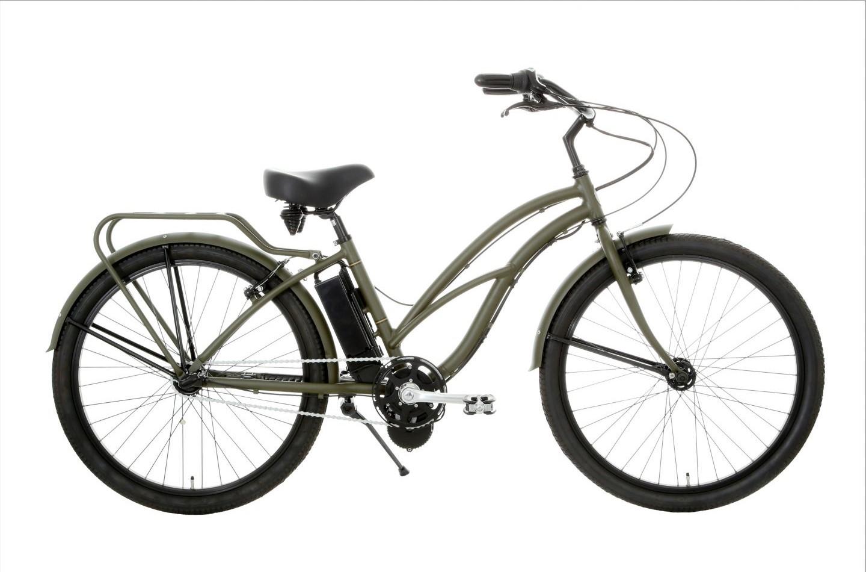 大阪府 柏原市の電動自転車の返礼品the PARK PBLE ステップスルータイプ