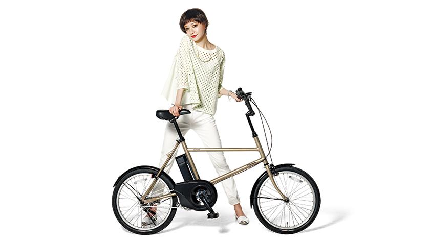 大阪府 柏原市のパナソニック電動自転車の返礼品エネモービル・S
