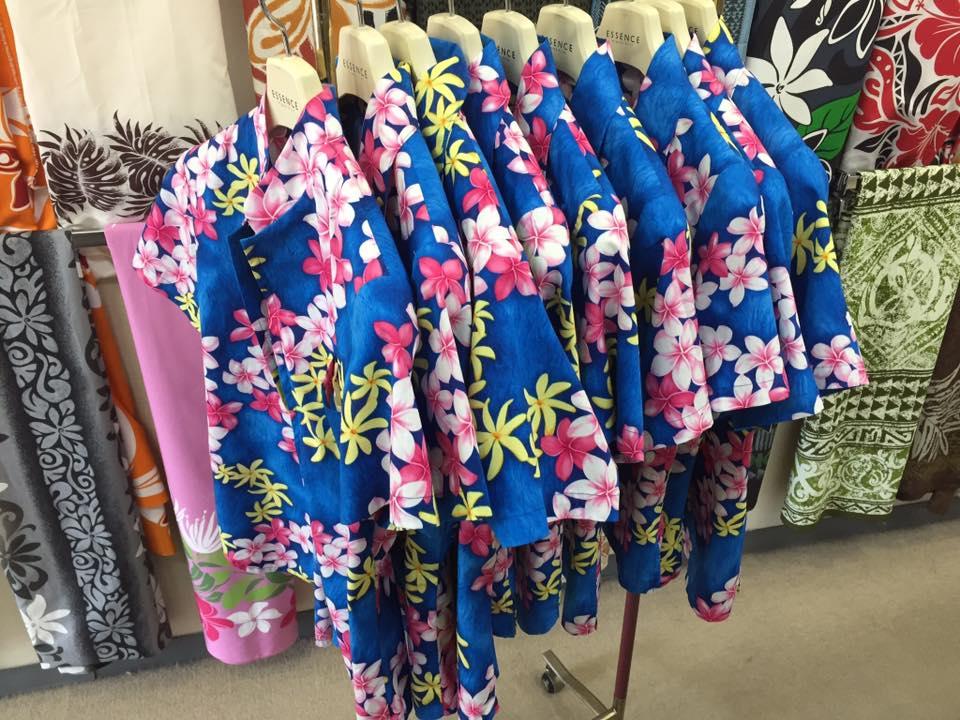 鹿児島県指宿市のふるさと納税お礼の品 アロハシャツ