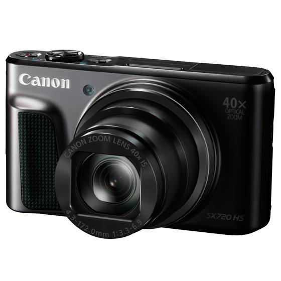 静岡県焼津市の返礼品 Canon PowerShot SX720