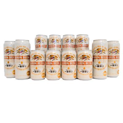 名古屋工場産一番搾りビール