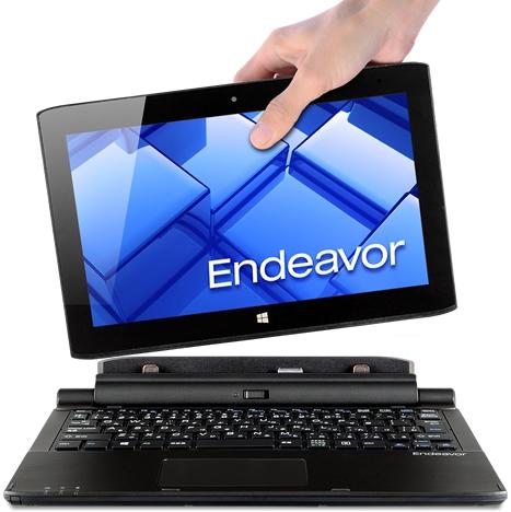 エプソン11.6型2in1タブレット TN30E