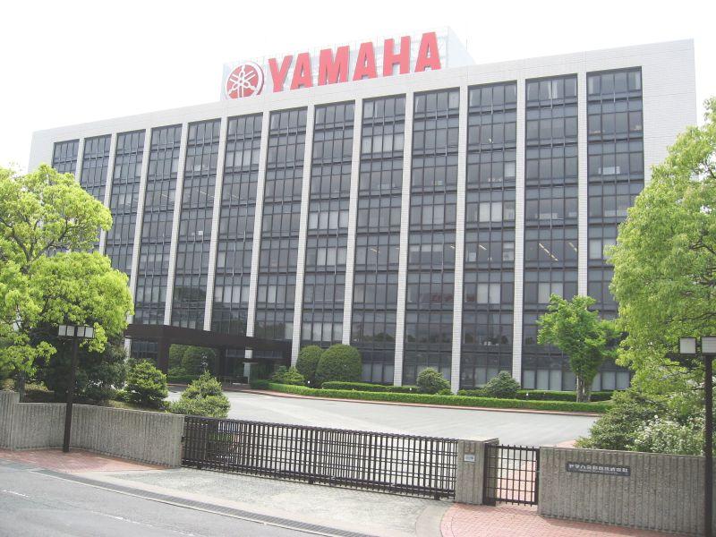 磐田市ヤマハの本社